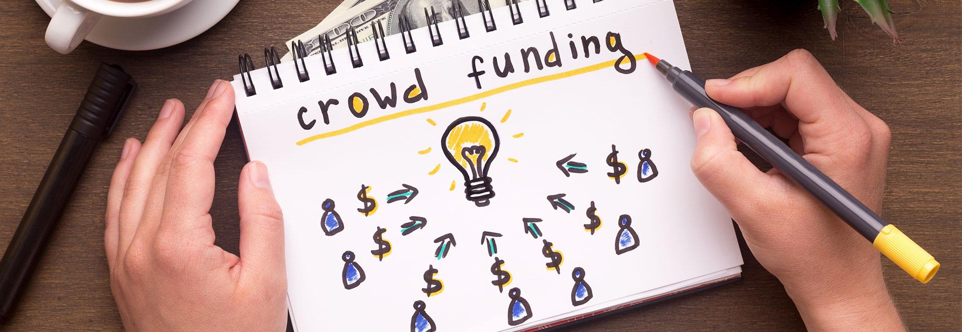que es el crowdfunding y como funciona